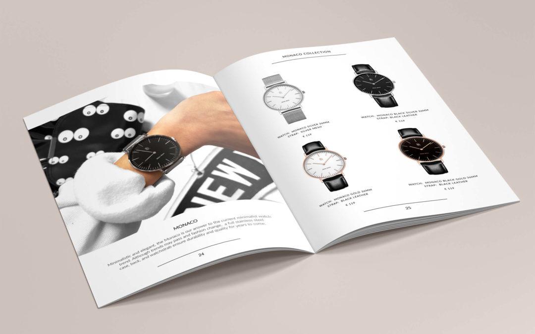 Katalog Paul Rich Watches